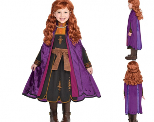 Anna Frozen 2 Costume