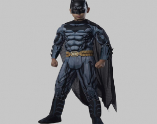 Batman Halloween Kids Costume