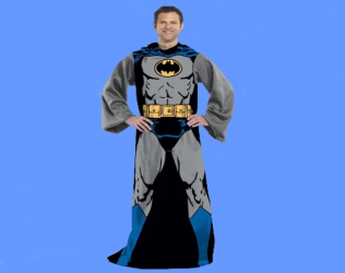 DC Comics Snuggie Batman B...