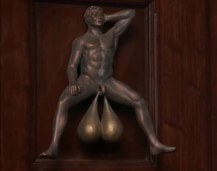 Door Knocker Balls