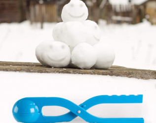 Instant Snowball Maker