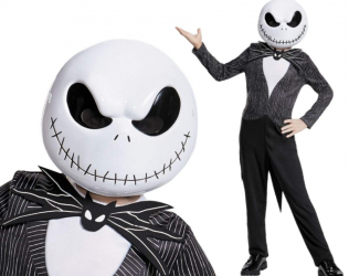 Kids Jack Skellington Costume