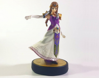 Legend of Zelda Amiibo