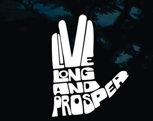 Live Long and Prosper Star...