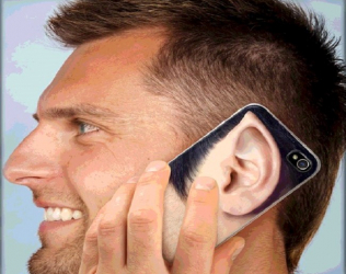 Mr. Spock Ear iPhone Case