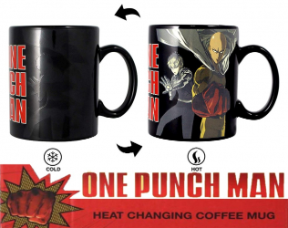 One Punch Man Coffee Mug