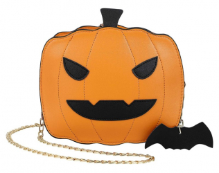 Pumpkin Crossbody Bag