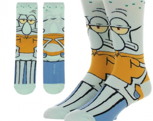 Spongebob Squarepants Socks