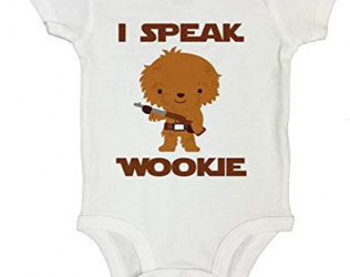 Star Wars I Speak Wookie O...