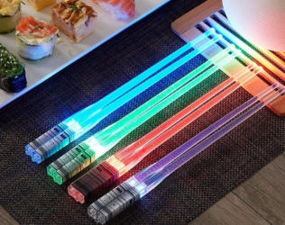 Star Wars Lightsaber Chops...