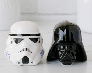 Star Wars Salt&Pepper Shaker