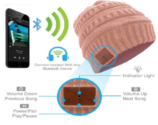Wireless Smart Beanie