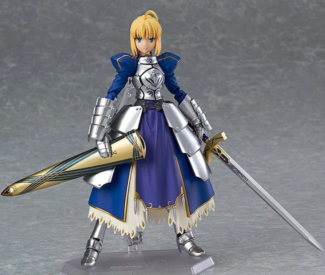 Fate Mordred Saber Action Figure