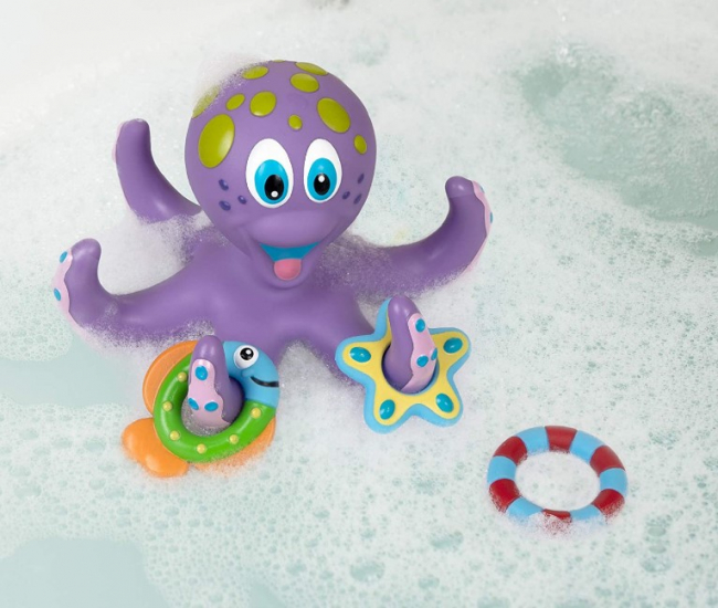Floating Octopus Bath Toy