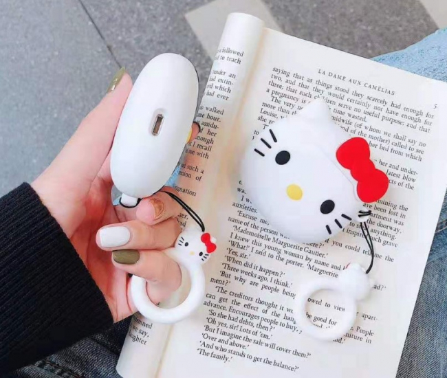 Hello Kitty Airpod Case