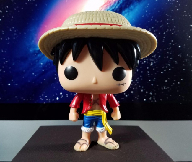 One Piece Funko POP Luffy
