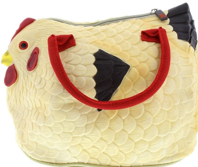Rubber Chicken Handbag
