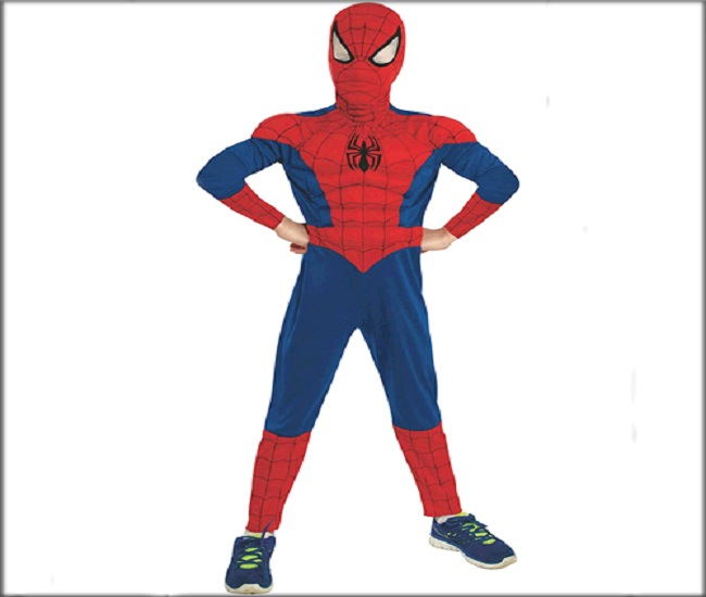 Spiderman Halloween Costume
