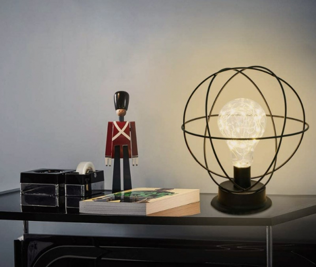 Vintage Industrial Table Lamps